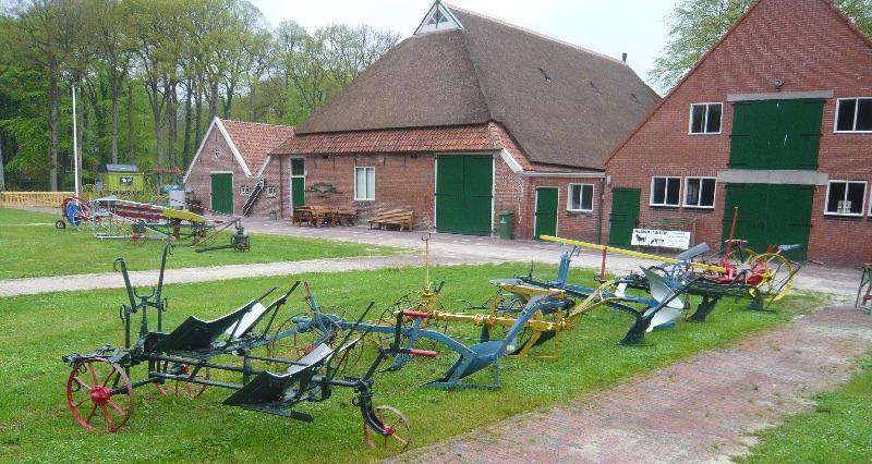 Landbouw- en streekmuseum 't Rieuw